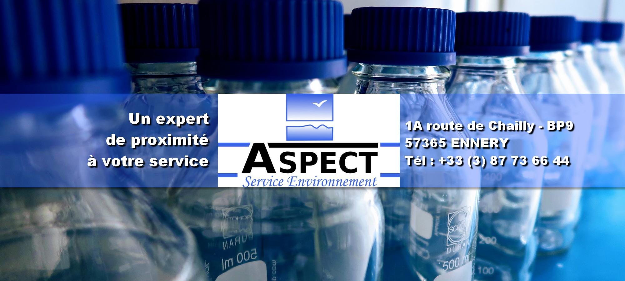 ASPECT Service Environnement